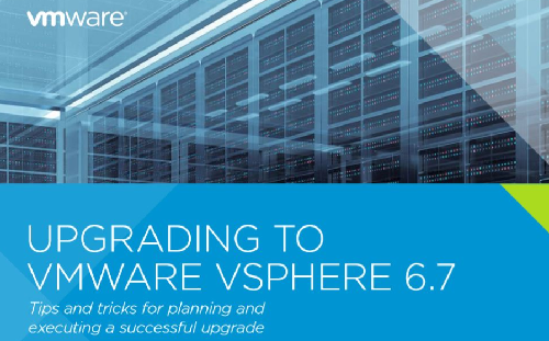 VMware ESXi 6 7 Upgrade - IT Consulting Company in NJ, NY